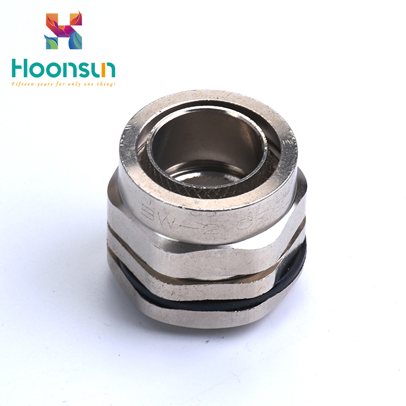metric connector gland ip68 waterproof armoured cable gland
