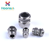 hot sale waterproof ip68 longer thread type stainless steel m8 cable gland