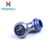 top quality factory supply DPJ 90 degree Hexagonal Male Type for connector
