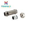 top quality waterproof length type ce pg thread metal cable gland