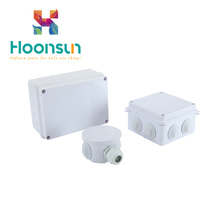 China high quality metal screw terminal and IP65 waterproof junction box