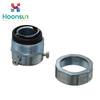 free sample free shipping galvanized steel high quality Flexible Conduit Connector from Hoonsun