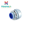 high quality zinc alloy fittings ip68 waterproof Flexible Conduit Connector