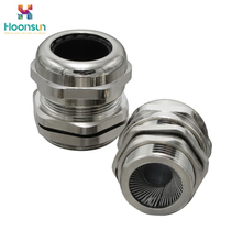 waterproof connector the block type EMC brass cable gland pg7